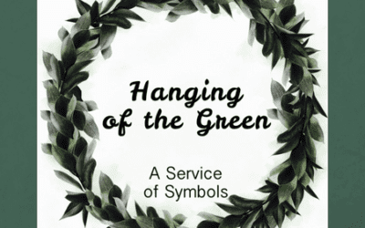 Hanging of the Green Service