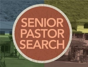 Parkway Senior Pastor Search