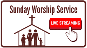 Worship Service Streaming